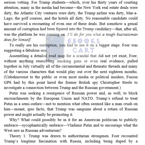 Fire and Fury Inside the Trump White House by Michael Wolff PDF Book Review