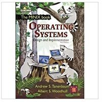 Download Operating Systems Design And Implementation 3rd Edition By Andrew S Tanenbaum Archives Ebookscart