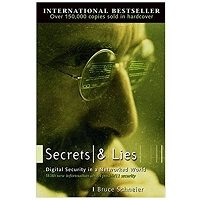 Secrets and Lies Digital Security in a Networked World by Bruce Schneier PDF Download Free