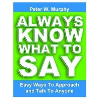 Always Know What To Say by Peter W. Murphy PDF Download Free