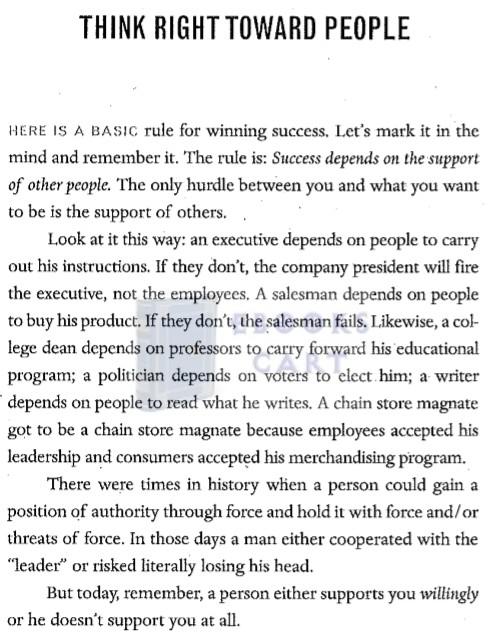 The Magic of Thinking Big by David J. Schwartz PDF Download