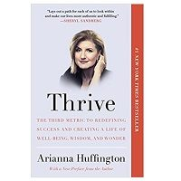 Thrive by Arianna Huffington PDF Download Free