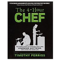 The 4-Hour Chef by Timothy Ferriss PDF Download