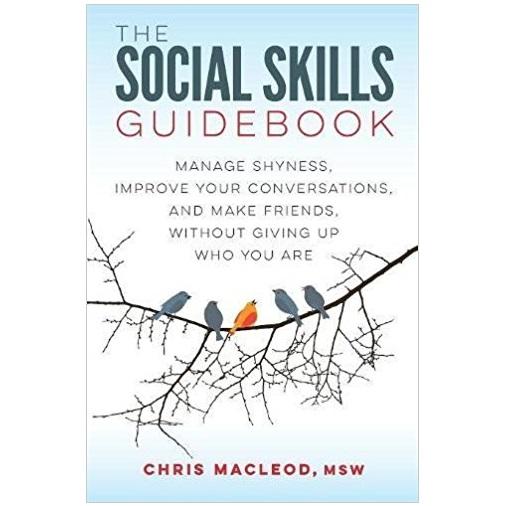 The Social Skills Guidebook by Chris MacLeod PDF Download