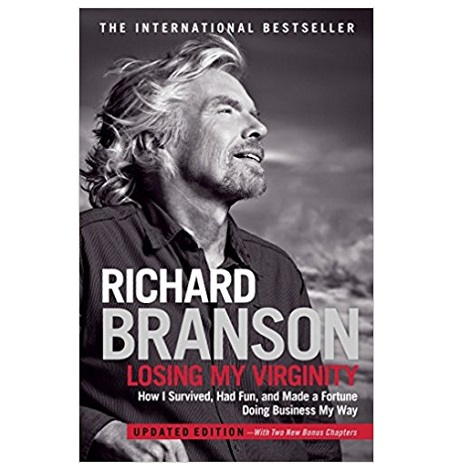 Losing My Virginity by Richard Branson PDF Download