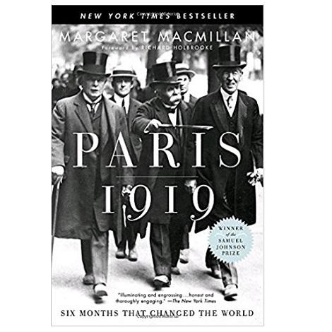 Paris 1919 by Margaret MacMillan PDF Download
