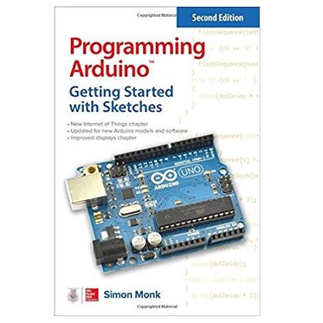 Programming Arduino by Simon Monk PDF Download