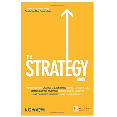 The Strategy Book by Max Mckeown PDF Download