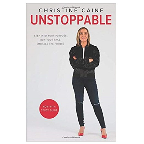 Unstoppable by Christine Caine PDF Download