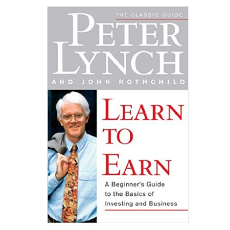 Learn to Earn by Peter Lynch PDF Download