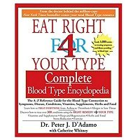 PDF Eat Right for 4 Your Type by Peter D'Adamo Download