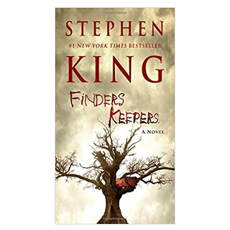 PDF Finders Keepers by Stephen King