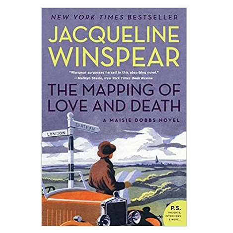 PDF The Mapping of Love and Death by Jacqueline Winspear