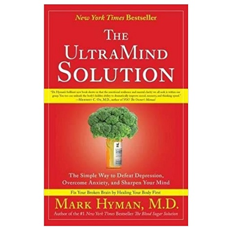 The UltraMind Solution by Mark Hyman PDF Download