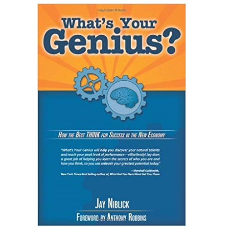 PDF What's Your Genius by Jay Niblick
