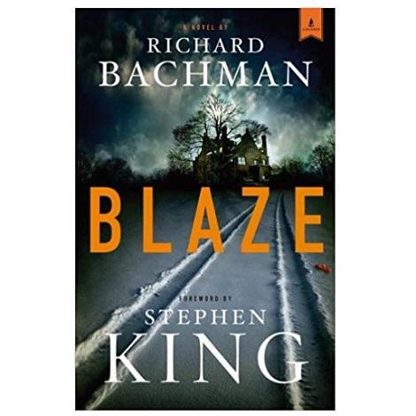 pdf Blaze by Stephen King