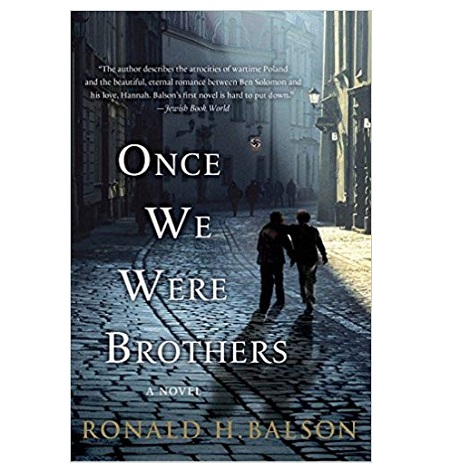 Download Once We Were Brothers By Ronald H Balson