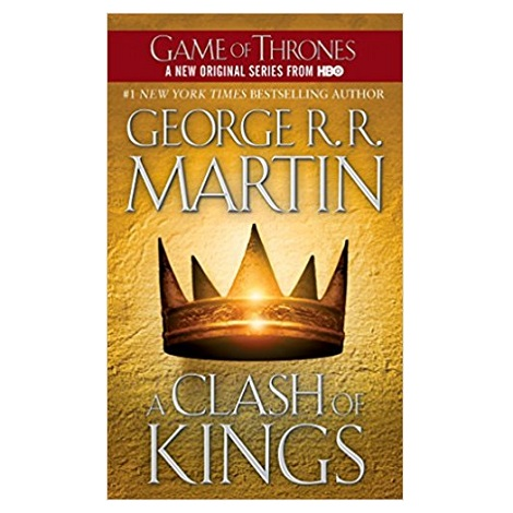 A Clash of Kings by George R. R. Martin PDF