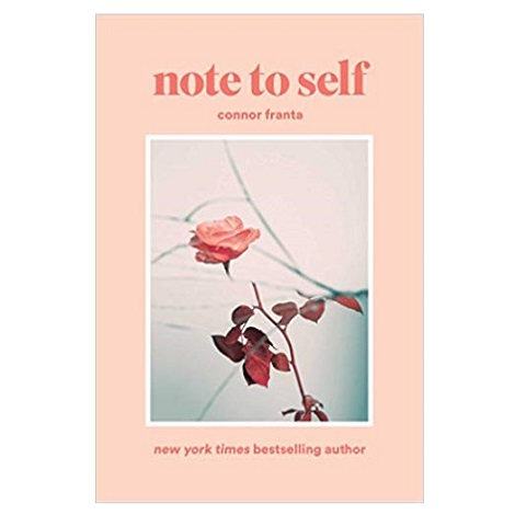 Note to Self by Connor Franta PDF