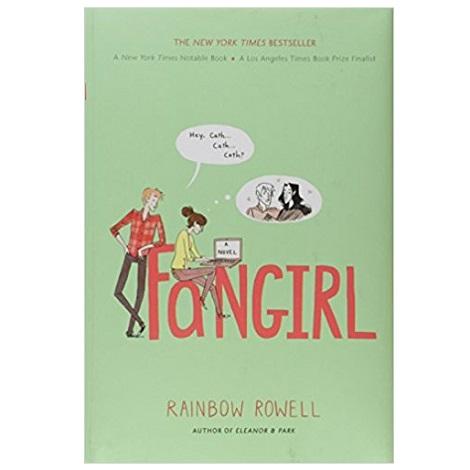 PDF Fangirl by Rainbow Rowell