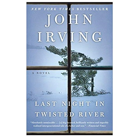 PDF Last Night in Twisted River by John Irving