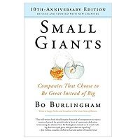 Small Giants by Bo Burlingham PDF Download