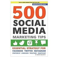 500 Social Media Marketing Tips by Andrew Macarthy PDF