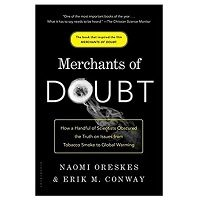 Merchants of Doubt by Naomi Oreskes PDF Download