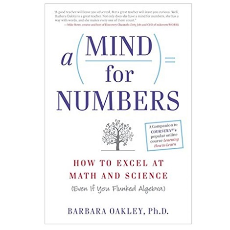 A Mind for Numbers by Barbara Oakley PDF Download