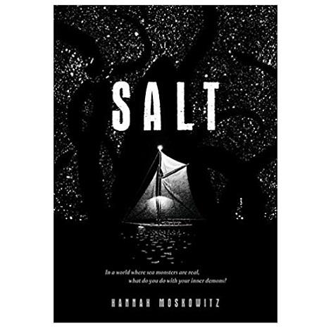 Salt by Hannah Moskowitz PDF