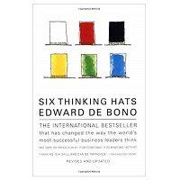 Six Thinking Hats by Edward de Bono PDF Download