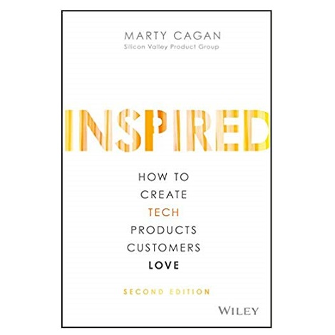 INSPIRED by Marty Cagan PDF Download