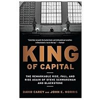 King of Capital by David Carey PDF