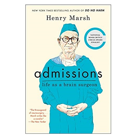 Admissions by Henry Marsh PDF