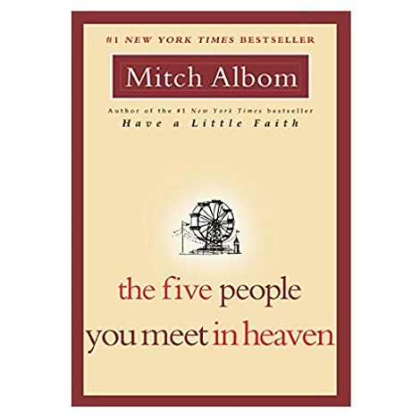 five people you meet in heaven ebook free download