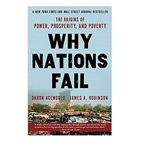Why Nations Fail by Daron Acemoglu PDF