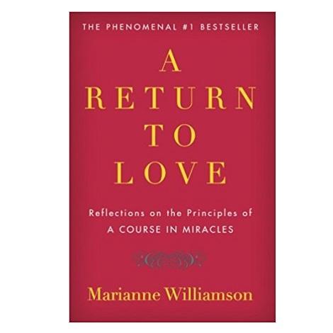 A Return to Love by Marianne Williamson PDF