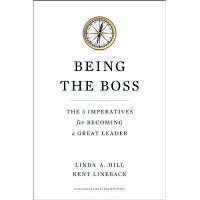Being the Boss by Linda A. Hill ePub
