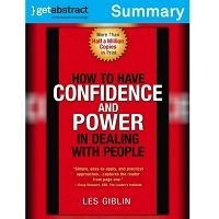 How to Have Confidence and Power in Dealing with People by Leslie T. Giblin ePub