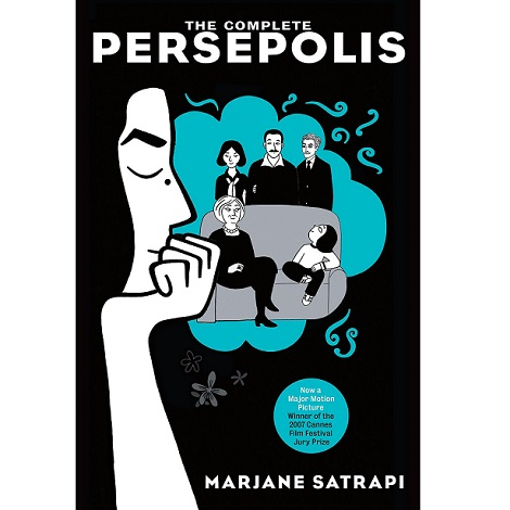 The Complete Persepolis By Marjane Satrapi Epub Download Ebookscart
