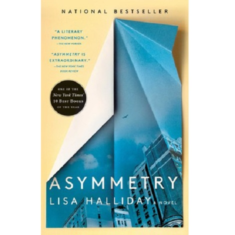 Asymmetry by Lisa Halliday PDF Free Download