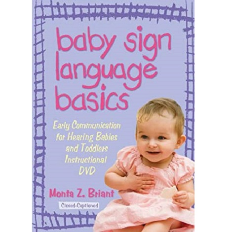 Baby Sign Language Basics by Monta Z.Briant ePub Free Download