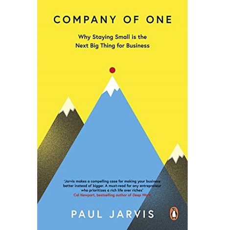 Company of One by Paul Jarvis PDF Free Download
