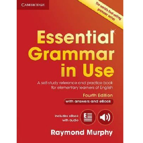 Essential Grammar in Use with Answers by Raymond Murphy ePub Free Download
