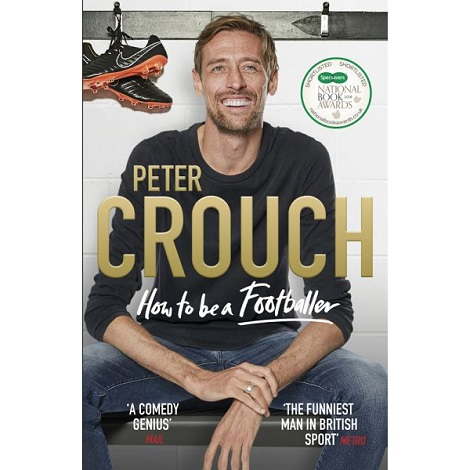 How to Be a Footballer by Peter Crouch ePub Free Download