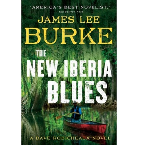 The New Iberia Blues by James Lee Burke PDF Free Download
