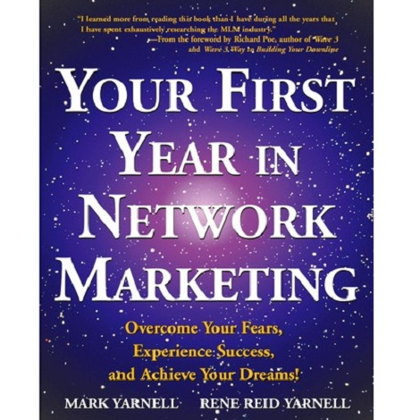 Your First Year in Network Marketing by Mark Yarnell PDF Free Download