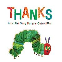 Download Thanks from The Very Hungry Caterpillar by Eric Carle PDF