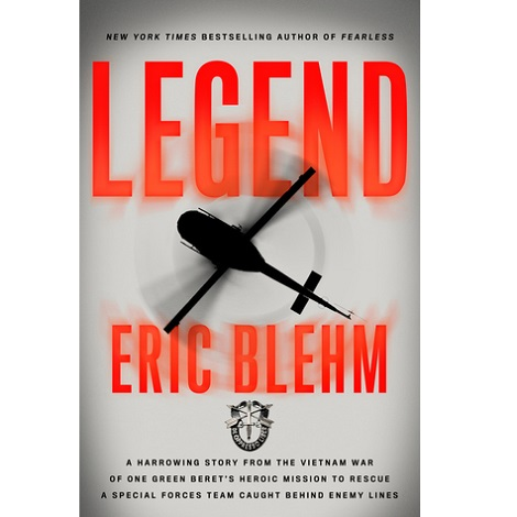Legend by Eric Blehm PDF Free Download