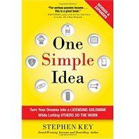 One Simple Idea by Stephen Key PDF